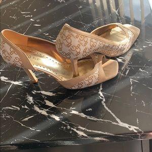 "BCBG Girls ""LOGO"" heels"